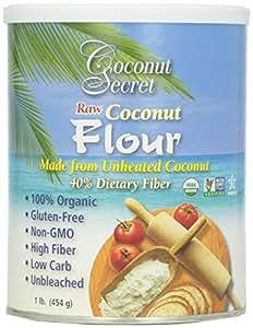 Coconut Secret Organic Raw Coconut Flour-16 Oz