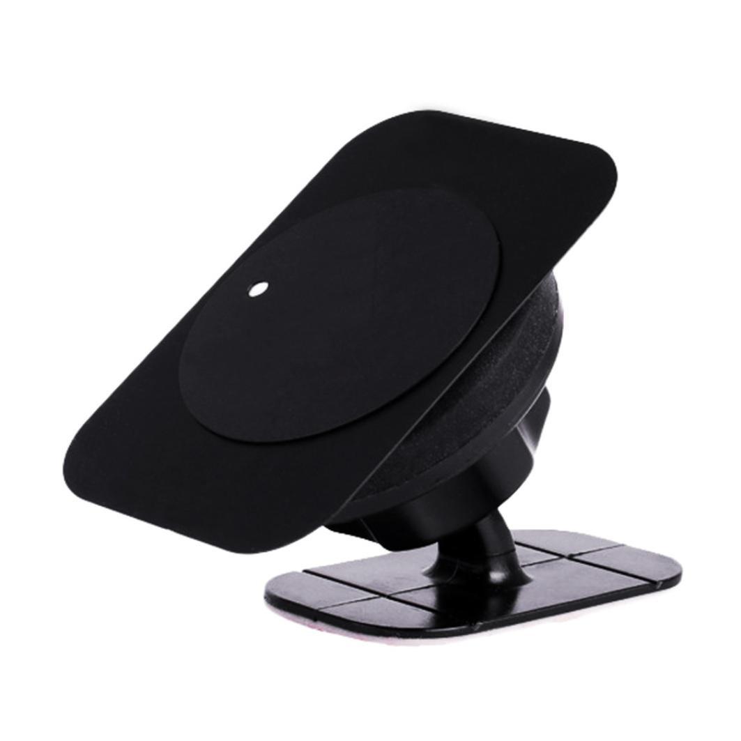 Car Mount Holder Fheaven 360/° Universal Stick On Dashboard Magnetic Car Mount Holder Cradle For Phone