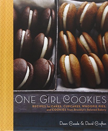 One Girl Cookies: Recipes for Cakes, Cupcakes, Whoopie Pies, and Cookies from Brooklyn's Beloved (Halloween Pumpkin Desserts)
