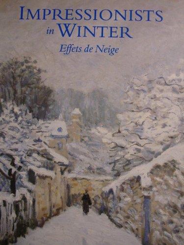 Impressionists In Winter Effets De Neige