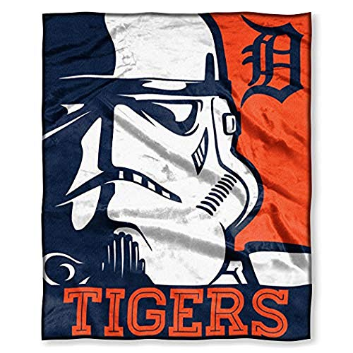 - Officially Licensed MLB Intimidation HD Silk Touch Throw Blanket, Soft & Cozy, Washable, Throws & Bedding, 50