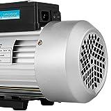 VEVOR Rotary Vane Vacuum Pump 12CFM 1HP Double