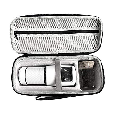 MASiKEN Hard Travel Case for STARESSO Portable Espresso Maker - Carry Bag Protective Storage Box by MASiKEN (Image #1)