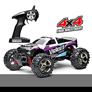 fast rc cars demaxis rtr electric remote control car truggy 4x4 high speed 32 mph. Black Bedroom Furniture Sets. Home Design Ideas