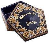 Chocolate Frog Universal Studios Wizarding World of Harry Potter Ceramic Trinket Box