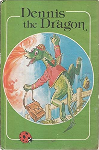 Dragon Cookies (Dennis the Dragon Book 1)