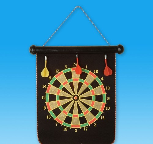 13.5'' MAGNETIC DART GAME, Case of 24