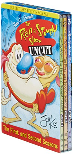 - The Ren & Stimpy Show: The First and Second Season (Uncut)