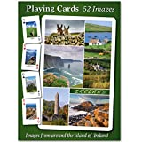 Images Of Ireland Design Playing Cards