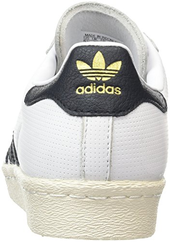 Pour Hommes White Couleurs Trace 80s Grey running Diffrentes Superstar Blue Baskets Adidas UqFHwBntB
