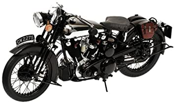 Minichamps Maqueta de motocicleta Lawrence escala 1:6 ...