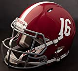 ALABAMA CRIMSON TIDE NCAA Riddell SPEED Full Size REPLICA Football Helmet