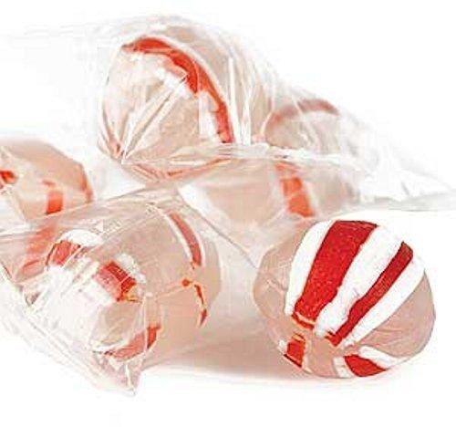 (Washburn Wrapped Clove Balls - Natural Retro Clove Candy (1Lb))
