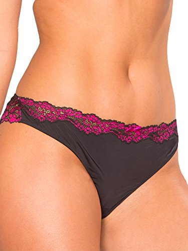 Pour Moi? Fever Brazilian Brief Black 12