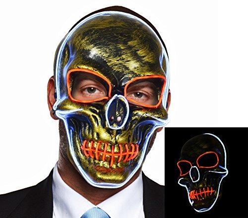 LED Light Up Mask