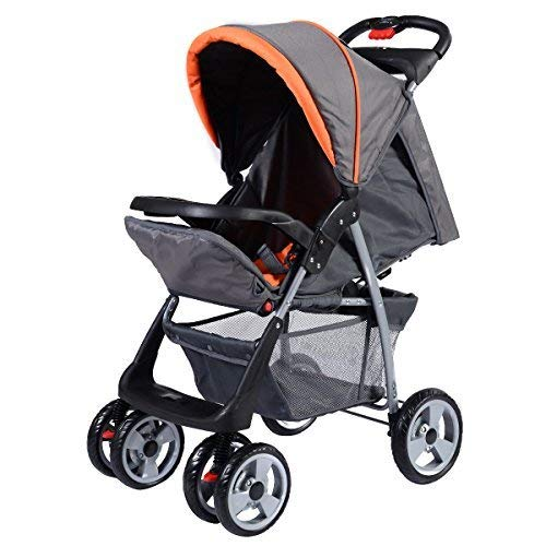 Honey Joy Foldable Buggy Compact Infant Umbrella Stroller