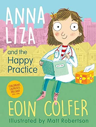 book cover of Anna Liza and the Happy Practice