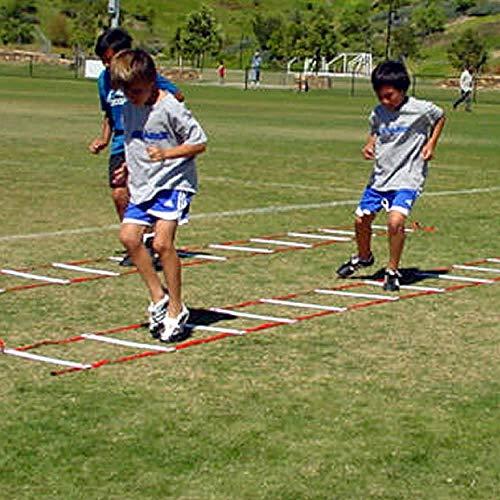 Energi8_blu Speed Agility Training Sports Equipment Ladder 30 Feet by Energi8_blu