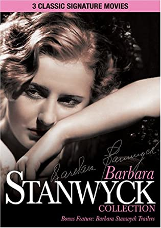 Amazon com: Barbara Stanwyck Collection: Barbara Stanwyck