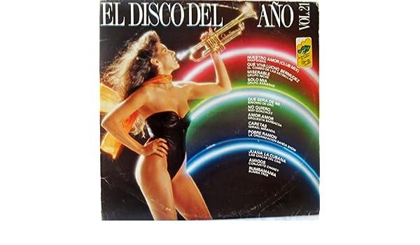 EL DISCO DEL AÑO VOL.21 ZEIDA 1987 - EL DISCO DEL AÑO VOL.21 ZEIDA 1987 - Amazon.com Music