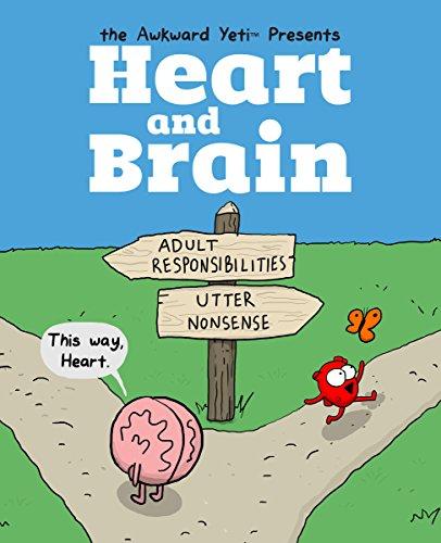 - Heart and Brain: An Awkward Yeti Collection