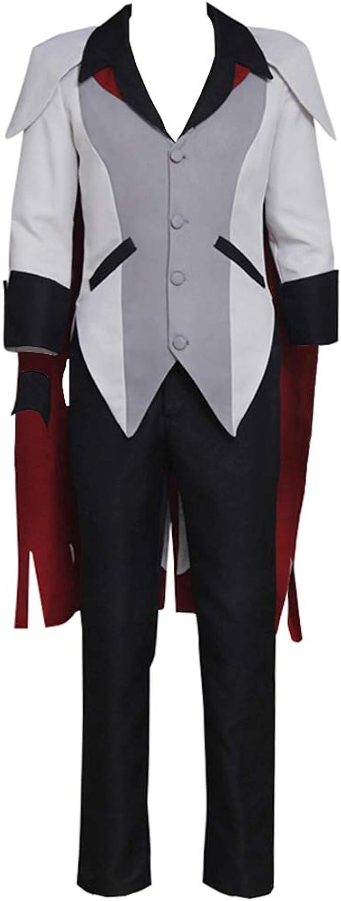 Amazon.com: cosplaydiy hombre traje para RWBY qrow Branwen ...