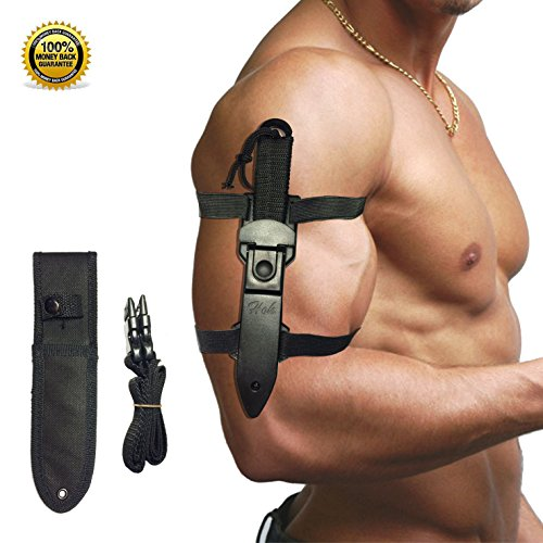 Tactical Adjustable Strap Stainless Hunting Survival