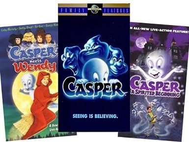Amazon com: Casper Collection: Casper, Casper: A Spirited