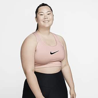 Nike Women's Swoosh Sports Bra (Plus Size)