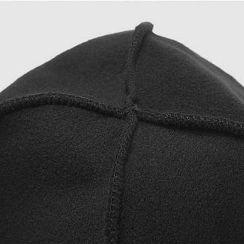 Marine Solido in Pile Spesso colorato Esercito Militare Cappello Antivento Cuigu 10.63x8.27in Cappelli Morbido Invernale Caldo Berretto da Uomo