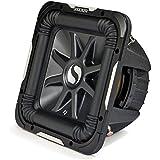 Kicker S15L7 Car Audio Solobaric L7 Square 15 Sub Dual 4 Ohm 2000W 11S15L74 Subwoofer L7S15