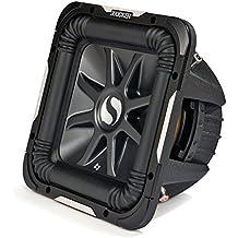 """Kicker S15L7 Car Audio Solobaric L7 Square 15"""" Sub Dual 4 Ohm 2000W 11S15L74 Subwoofer L7S15"""