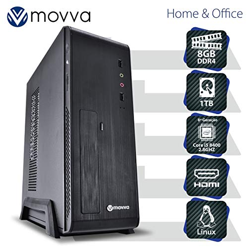 Pc Carbon Intel I5 Mvcbsi5H3101T8 Movva, 31372, Outros componentes