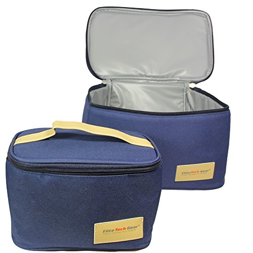 EliteTechGear Insulated Lunch Cooler Sizes product image
