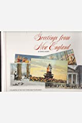 Greetings from New England Hardcover