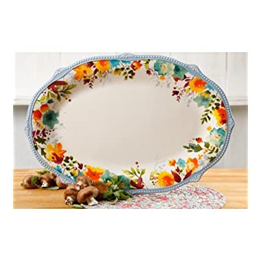 The Pioneer Woman Willow Oval Platter