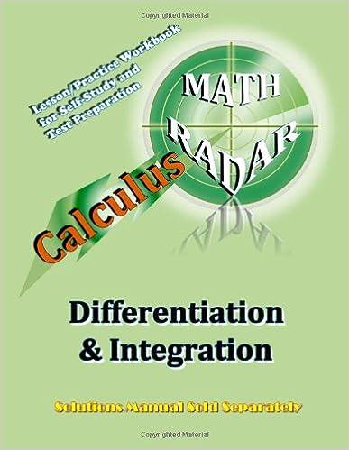Calculus differentiation integration lessonpractice workbook calculus differentiation integration lessonpractice workbook for self study and test preparation fandeluxe Choice Image