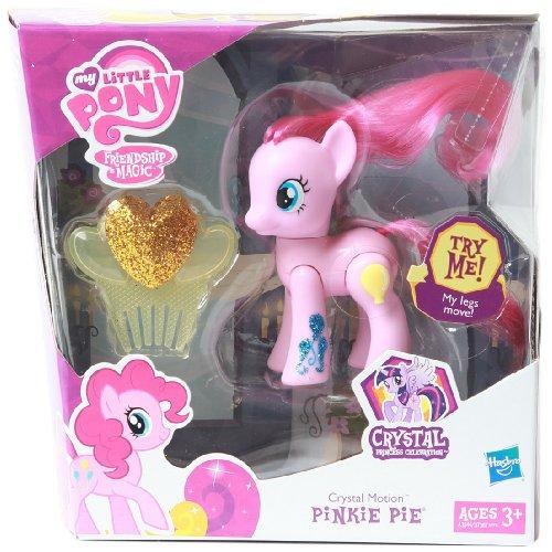 My Little Pony Crystal Motion Pinkie Pie Doll (Pony Bounce)