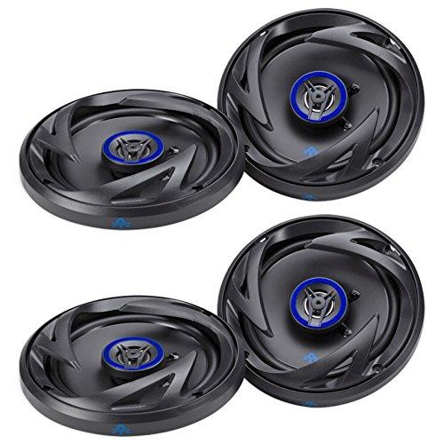 Car Speakers Autotek - (4) AUTOTEK ATS65CXS 6.5