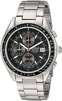 Casio Edifice Stainless Steel Men's Watch