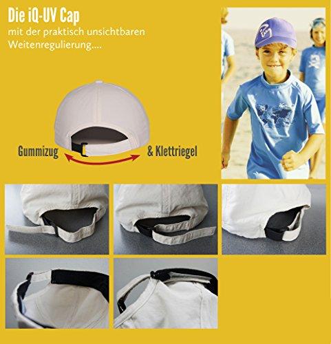 Casquette iQ UV 200, bonnet anti-UV