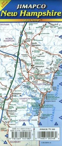 (New Hampshire Quickmap®)