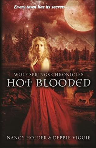 book cover of Hot Blooded