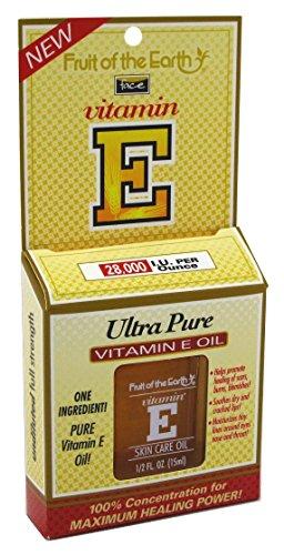 Fruit of the Earth Pure Vitamin E Skin Care Oil Case Pack 6