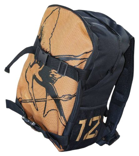 The Hunger Games Double Buckle Backpack