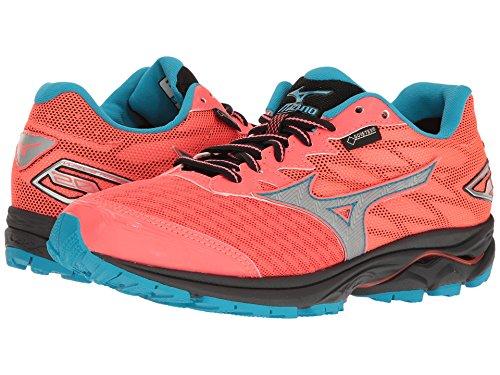 Mizuno da scarpe nbsp;Gore modello Tex donna 20 blu rosa da corsa Rider colore Wave 6r6dxqZ