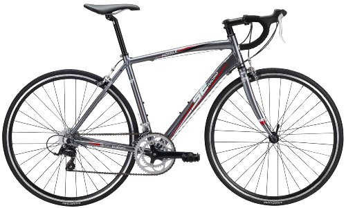 SE Bikes Royal 16-Speed Road Bicycle, Gray, 50 cm For Sale