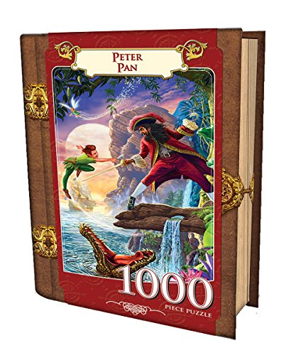 MasterPieces Book Box Assortment Peter Pan Puzzle