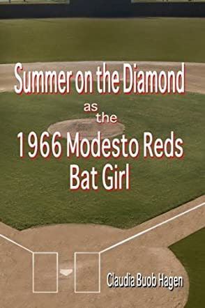Summer on the Diamond as the 1966 Modesto Reds Bat Girl