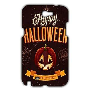 Customized Halloween Phone Case Happy Halloween Samsung Galaxy Note 2 Case